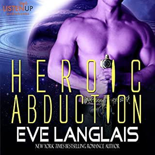 Heroic Abduction     Alien Abduction, Book 5              Written by:                                                                                                                                 Eve Langlais                               Narrated by:                                                                                                                                 J.F. Harding,                                                                                        Holly Chandler                      Length: 4 hrs and 42 mins     Not rated yet     Overall 0.0