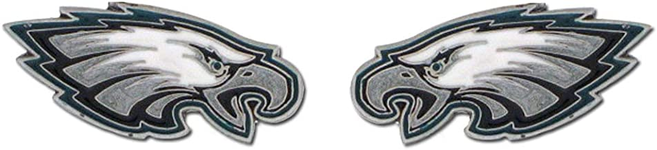 Siskiyou Sports NFL Stud Earrings