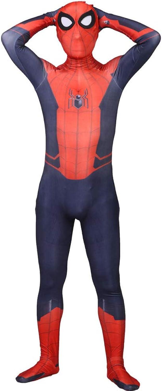 diseñador en linea QXMEI QXMEI QXMEI Avengers Spiderman Cosplay Medias Siamy Halloween Adultos Anime Personaje Traje De Rendimiento,Men-S  hasta un 60% de descuento