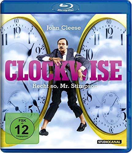 Clockwise - Recht so, Mr. Stimpson [Blu-ray]