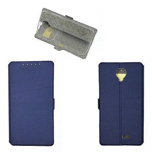 QiongniAN Hülle für Oukitel K4000 Pro hülle Schutzhülle Hülle Cover Blue