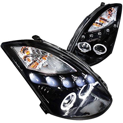 03 g35 headlights coupe - 8