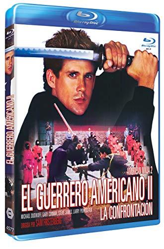El Guerrero Americano 2 BDr 1987 American Ninja 2 [Blu-ray]