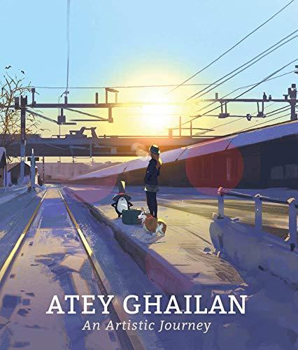 An Artistic Journey: Atey Ghailan