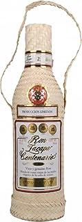 Zacapa Ron centen Ario 23anos rafia Botella White Label en caja de madera Rum (1x 0,7l)