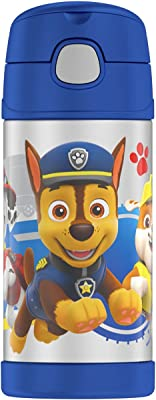 Paw Patrol Stainless Steel Funtainer Hydration Bottle - 12 Ounce