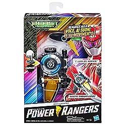 POWER RANGERS BEAST-X MORPHER: I Ranger usano il Morpher per trasformarsi in Power Ranger e difendere la città da i nemici che incontrano. GIOCATTOLO BEAST-X MORPHER: Il giocattolo Beast-X Morpher, ispirato alla serie, produce luci e suoni e reagisce...