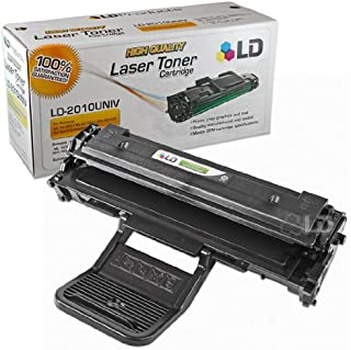 LD Compatible Toner Cartridge Replacement for Samsung ML-2010D3 (Black)