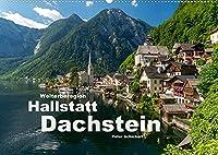 Welterberegion Hallstatt Dachstein (Wandkalender 2022 DIN A2 quer): Die Faszinierende Welterberegion Hallstatt Dachstein im Salzkammergut. (Monatskalender, 14 Seiten )