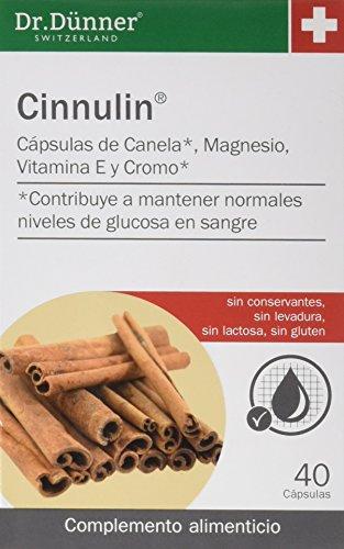 Dr. Dünner Cinnulin Complemento Alimenticio - 61 gr