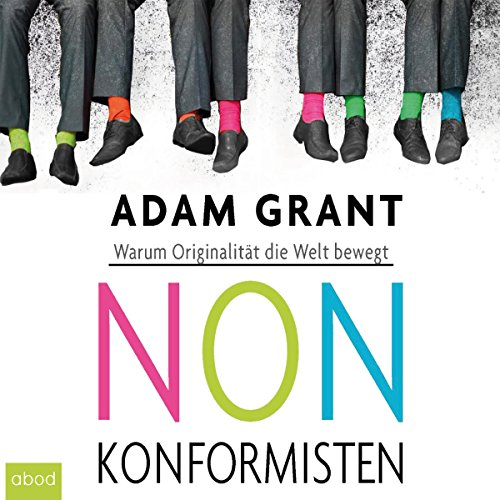 Nonkonformisten audiobook cover art