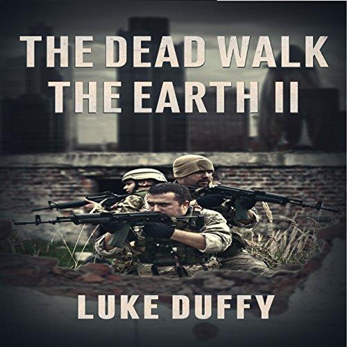 Couverture de The Dead Walk the Earth, Volume 2
