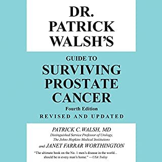 Couverture de Dr. Patrick Walsh's Guide to Surviving Prostate Cancer
