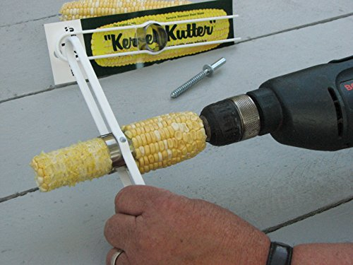 """Kernel Kutter (Sweet Corn Cutter, Stripper) with Bit""""We Are The Manufacture"""""""