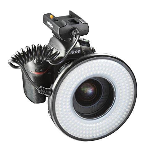 Walimex pro Macro LED Ringlicht DSR 232 Set
