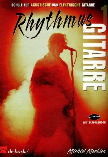 Rhythmusgitarre, m. Audio-CD