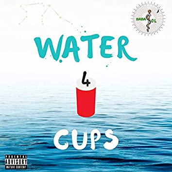 Water 4 Cups
