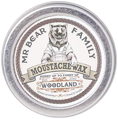 MR BEAR FAMILY Cire de Moustache 30 ml