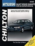 Mitsubishi Galant, Mirage, and Diamante, 1990-00 (Haynes Repair Manuals)