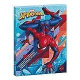 DEKORA Marvel Spiderman Calendario dell'Avvento Cioccolata al Latte Natale 2019