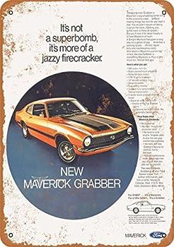 Best 1970 maverick grabber Reviews