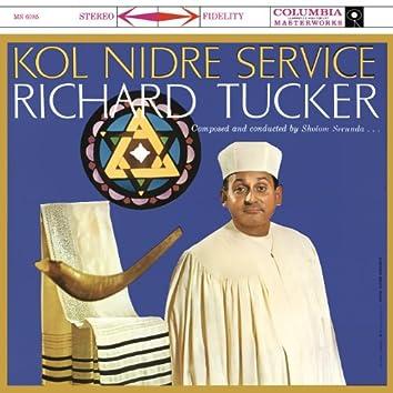 Richard Tucker - Kol Nidre Service