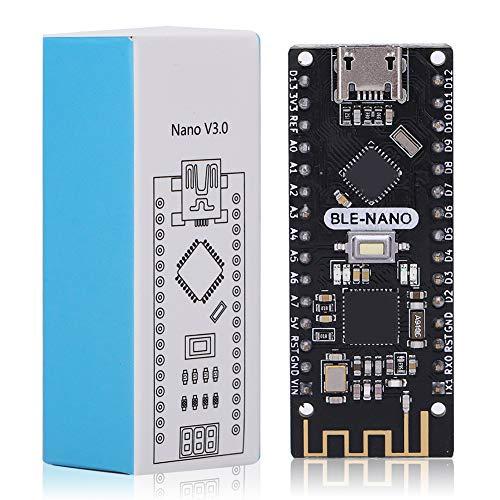 Integriertes Mainboard BLE Bluetooth 4.0-Motherboard 2,4 GHz GFSK-Motherboard-Computerkomponenten mit originalem TI-Chip-Design für UNO Arduino Ble-Nano
