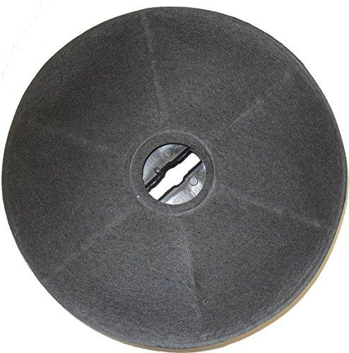 Gorenje AH128 Filter Kaminaufsatz Filter, Black, Gorenje, DK 63 CLB DK 63 CLI, 190 mm, 190 mm