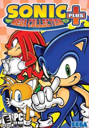 Sonic Mega Collection (PC DVD) - [UK Import] [DVD-ROM] [Windows XP]