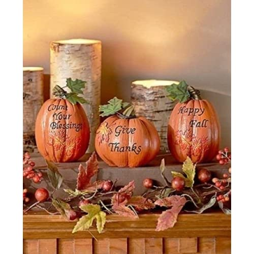 Admirable Thanksgiving Centerpieces For Dining Table Amazon Com Download Free Architecture Designs Rallybritishbridgeorg