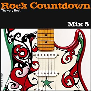 Rock Countdown - The Very Best - Mix 5