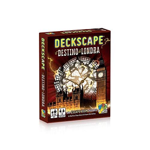 Deckscape: Il destino di Londra - Escape room edizione italiana | dV Giochi