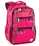 Sydney Paige Valencia 16-inch Kids Water Resistant Backpack (Pink Camo)