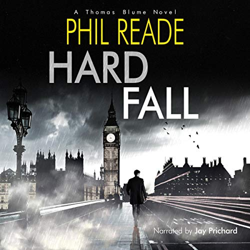 Hard Fall Audiobook By PT Reade cover art