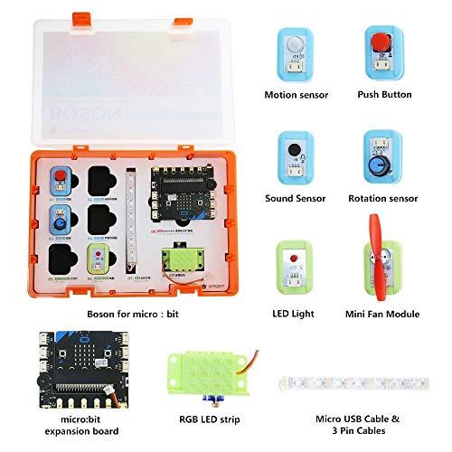 Preisvergleich Produktbild DFRobot Boson Starter Kit for Micro:bit