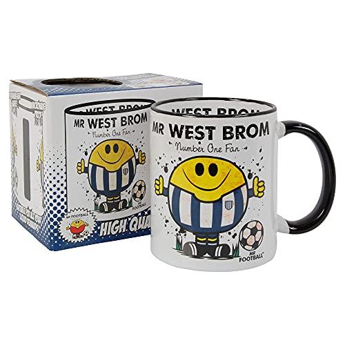 West Brom mug - football fan gift present WEST BROMWICH ALBION