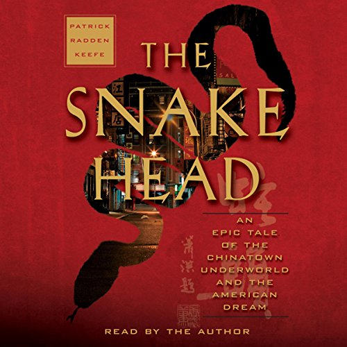 The Snakehead cover art