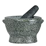 Cilio 420128 Mörser aus Granit \