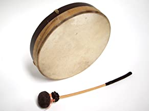 """Frame Drum, 10"""", with Beater"""