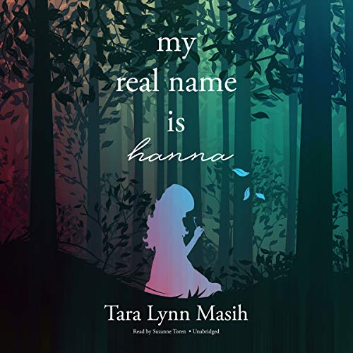 My Real Name Is Hanna audiobook cover art