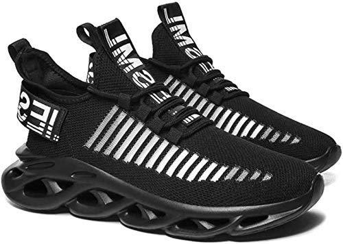 Buy Belobog Men's Mesh Black Running
