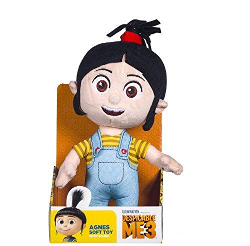 Despicable Me 3 Agnes Soft Toy (Se distribuye desde el Reino Unido)