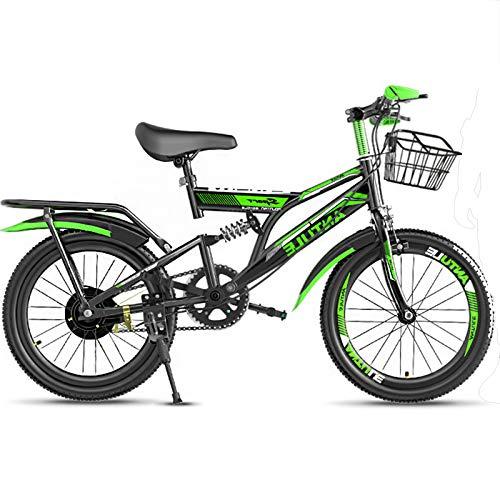 """Single Speed Stoßdämpfendes Mountainbike Freestyle Student Jugend Kinder Für 6-16 Jahre, 18 20 22 Zoll Räder, Mädchen Jungen Kind Kinder Bikes,18\"""""""