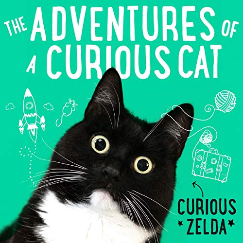 Couverture de The Adventures of a Curious Cat