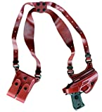 Gould & Goodrich 804-G17LH Gold Line Shoulder Holster