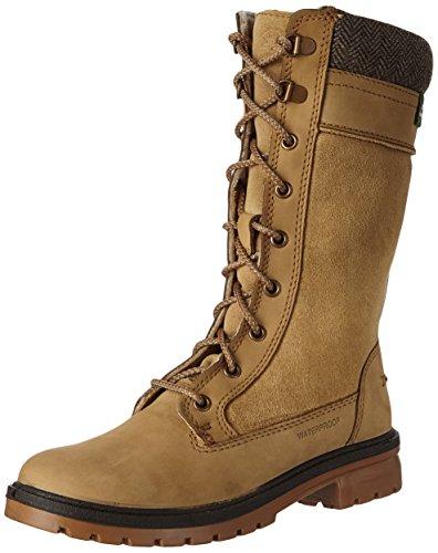 Kamik Damen Rogue9 Chelsea Boots, Beige (Honey HON), 41 EU