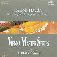 Haydn: String Quartets, Opus 64, 1-3