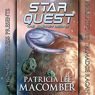 Star Quest audiobook cover art