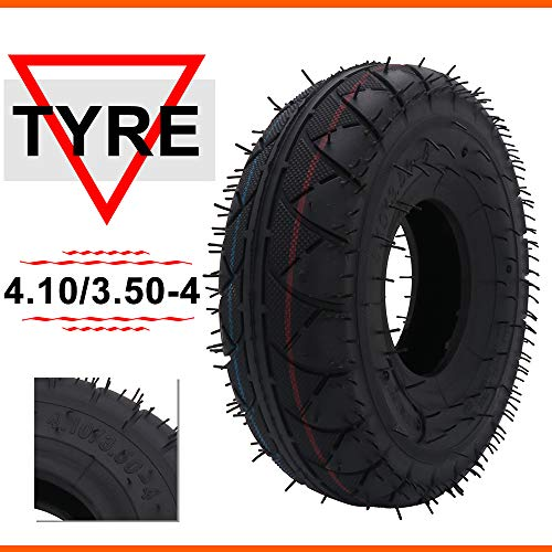 Best Price 4.10/3.50-4 Tire Replacement For Hand Truck, Dolly, Hand Cart, Utility Wagon, Utility Ca...