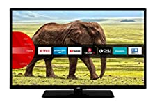 JVC LT-32VF5955 32 Zoll Fernseher (Smart TV inkl. Prime Video / Netflix / YouTube, Full HD, Bluetooth, Works with Alexa, Triple-Tuner) [Modelljahr 2021]©Amazon